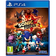 Sonic Forces D1 Edition - PS4 - Hra pro konzoli