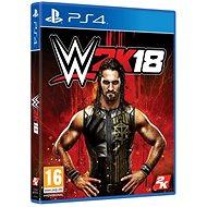 WWE 2K18 - PS4 - Hra pro konzoli