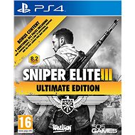 Sniper Elite 3 Ultimate Edition - PS4 - Hra pro konzoli