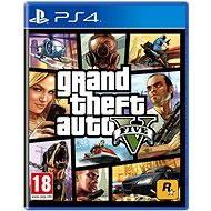 Grand Theft Auto V - PS4 - Hra pro konzoli