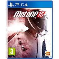 Moto GP 15 - PS4 - Hra pro konzoli