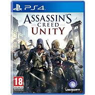 Assassins Creed: Unity - PS4 - Hra na konzoli