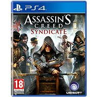 Assassins Creed: Syndicate  - PS4 - Hra pro konzoli
