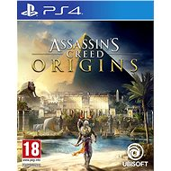 Assassins Creed Origins - PS4 - Hra na konzoli