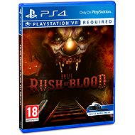 Until Dawn: Rush of Blood - PS4 VR - Hra na konzoli
