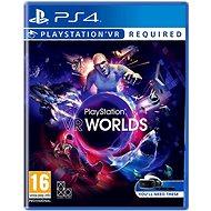 VR Worlds - PS4 VR - Hra pro konzoli