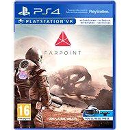 Farpoint - PS4 VR - Hra pro konzoli