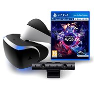 Playstation VR Starter Kit pro PS4 - Brýle pro virtuální realitu