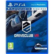 Driveclub VR - PS4 VR - Hra pro konzoli
