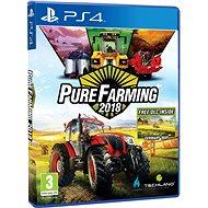 Pure Farming 2018 - PS4 - Hra pro konzoli