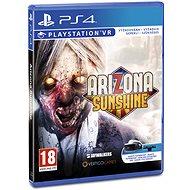 Arizona Sunshine - PS4 VR - Hra pro konzoli