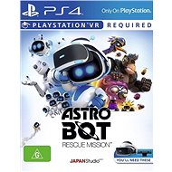 Astro Bot Rescue Mission - PS4 VR - Hra na konzoli