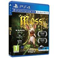 Moss - PS4 VR - Hra pro konzoli