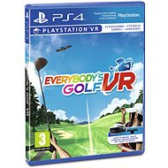Everybodys Golf VR - PS4 VR - Hra na konzoli