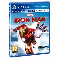 Marvels Iron Man VR - PS4 VR - Hra na konzoli