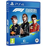 F1 2021 - PS4 - Console Game