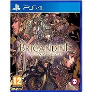 Brigandine: The Legend of Runersia - PS4