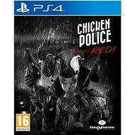 Chicken Police - Paint it RED! - PS4