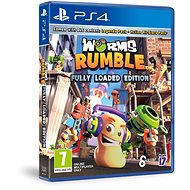 Worms Rumble: Fully Loaded Edition - PS4