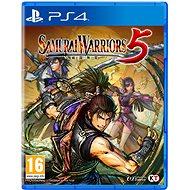 Samurai Warriors 5 - PS4