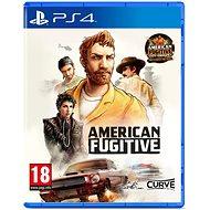 American Fugitive - PS4