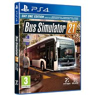 Bus Simulator 21 - Day One Edition - PS4 - Console Game