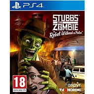 Stubbs the Zombie in Rebel Without a Pulse - PS4