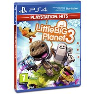 Little Big Planet 3 - PS4 - Hra pro konzoli