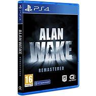 Alan Wake Remastered - PS4 - Hra na konzoli