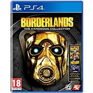 Borderlands: The Handsome Collection - PS4 - Hra pro konzoli