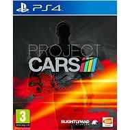Project Cars - PS4 - Hra pro konzoli