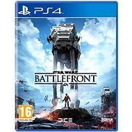 Star Wars: Battlefront - PS4 - Hra pro konzoli