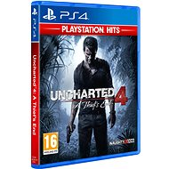 Uncharted 4: A Thief´s End  - PS4 - Hra na konzoli
