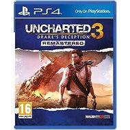 Uncharted 3: Drake's Deception Remastered - PS4 - Hra pro konzoli