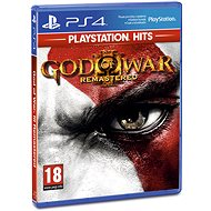 God of War III Remaster Anniversary Edition - PS4 - Hra na konzoli
