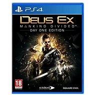 Deus Ex: Mankind Divided D1 Edition - PS4 - Hra pro konzoli