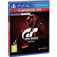 Gran Turismo Sport - PS4 - Hra pro konzoli