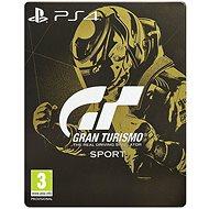 Gran Turismo Sport steelbook - PS4 - Hra pro konzoli
