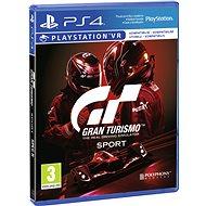 Gran Turismo Sport – Spec II - PS4 - Hra pro konzoli