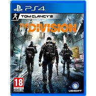 Tom Clancys The Division - PS4 - Hra na konzoli