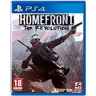 Homefront: The Revolution - PS4 - Hra pro konzoli