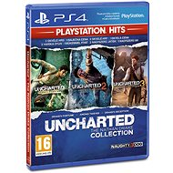 Uncharted : The Nathan Drake Collection - PS4 - Hra na konzoli