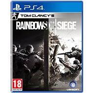 Tom Clancys: Rainbow Six: Siege - PS4 - Hra pro konzoli