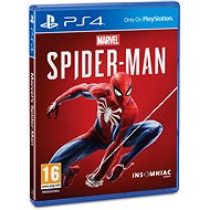 Marvels Spider-Man - PS4 - Hra na konzoli