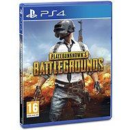 PlayerUnknowns Battlegrounds - PS4