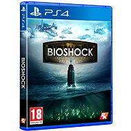 Bioshock Collection - PS4 - Hra na konzoli