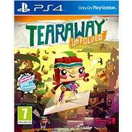Tearaway Unfolded - PS4 - Hra pro konzoli
