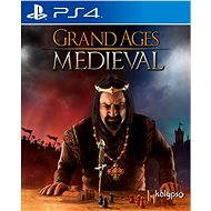 Grand Ages Medieval Limited Special Edition - PS4 - Hra pro konzoli