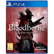 Bloodborne GOTY edition - PS4 - Hra pro konzoli