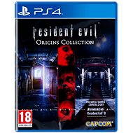 Resident Evil Origins Collection - PS4 - Hra pro konzoli